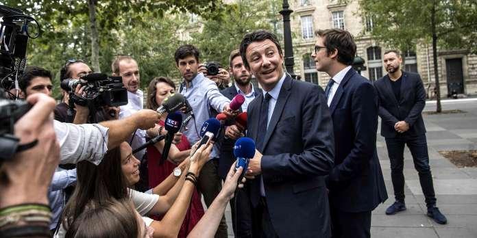 À Paris, pendant la grève, la campagne municipale continue