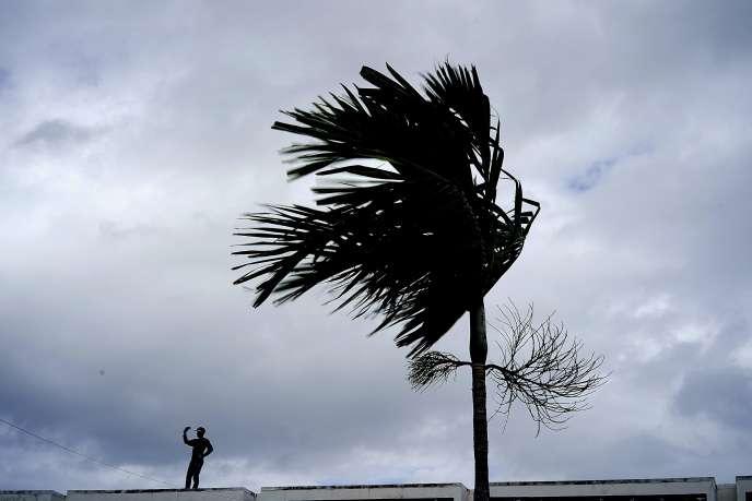 L'ouragan a frappé les Bahamas dimanche 1er septembre.