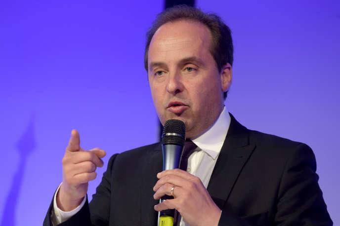 Jean-Christophe Lagarde a apporté le soutien de son parti, l'UDI, à Benjamin Griveaux pour les municipales à Paris.