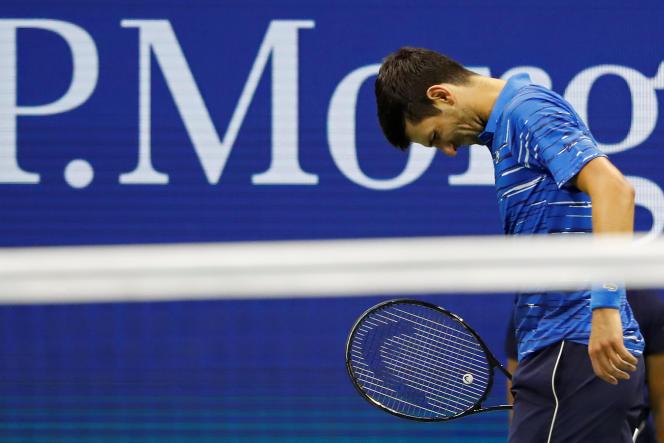 Après son abandon, dimanche1er septembre, Novak Djokovic a assuré que sa «saison n'est pas terminée» et qu'il entendait bien défendre sa place de numéro un mondial.