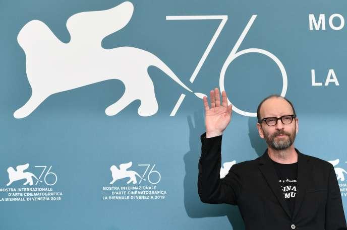 Steven Soderbergh, à la Mostra de Venise, le 1er septembre.