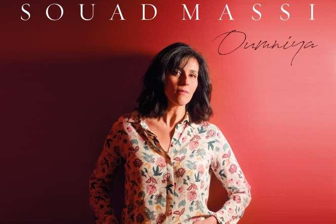 Pochette de l'album «Oumniya», de Souad Massi.