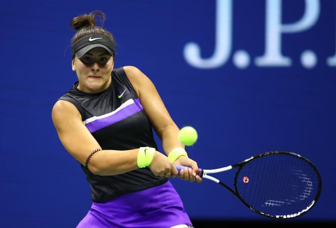 Pour sa première participation à l'US Open, la Canadienne Bianca Andreescu s'est qualifiée pour les quarts de finale, où elle affrontera la Belge Elise Mertens, dont c'est aussi le premier quart de finale en Grand Chelem.