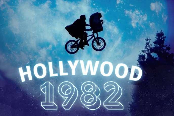 «Hollywood 1982. Un été magique au cinéma», documentaire de Jac (Jacinto Carvalho) et Johan (Johan Chiaramonte).