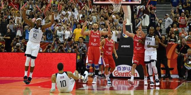 Coupe du monde de basket 2019: les Américains miraculés, la Grèce battue, l'Allemagne éliminée