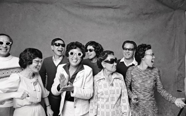 Des tantes et des oncles de Michael Jang, 1973 (série« The Jangs»).