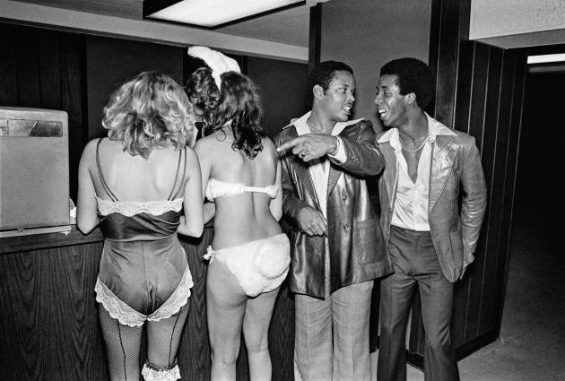 Hooker's Ball, Cow Palace, 1978 (série «San Francisco»).