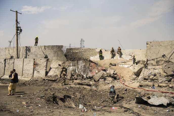 Lundi 2 septembre, un attentat au tracteur piégé, commandité par les talibans, a fait au moins trente morts et une centaine de blessés dans le centre de Kaboul.