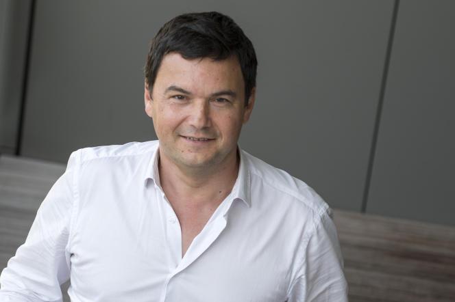 Thomas Piketty, à Paris, le 24 mai.