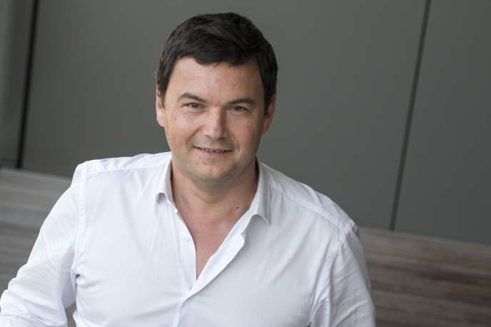 Thomas Piketty, à Paris, le 24 mai.
