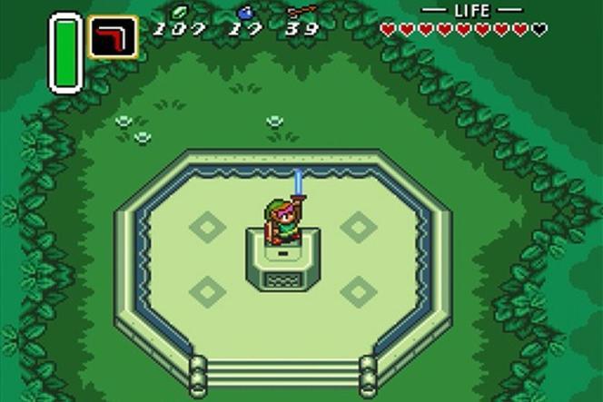 « A Link to the Past», 10e du top 100 des meilleurs jeux de l'histoire, est arrivé sur Switch le 6 septembre.