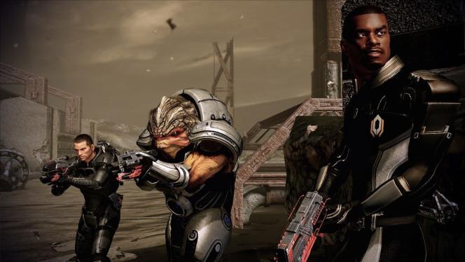 La Xbox One est la seule console actuelle permettant de faire tourner« Mass Effect 2», 22ème du classement.