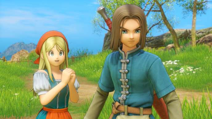 Après être sorti sur PlayStation 4 et 3DS,« Dragon Quest XI» arrive fin septembre sur Switch, comme de très nombreux jeux remarqués ces dernières années.