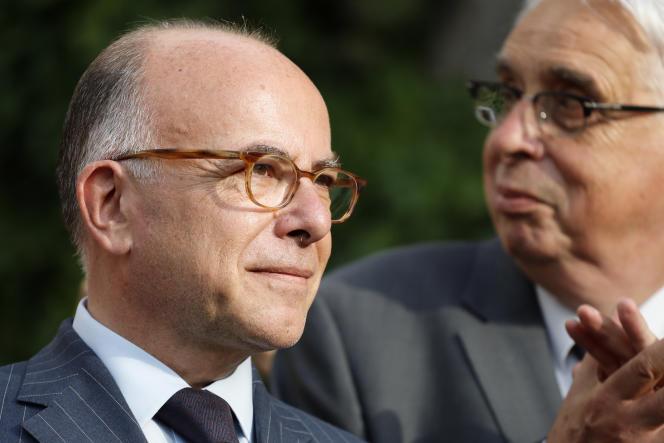 Bernard Cazeneuve, à Paris, le 17 juillet.