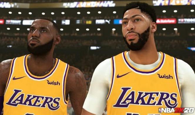 Les Lakers reprennent la tête du classement des «barbes les mieux taillées».
