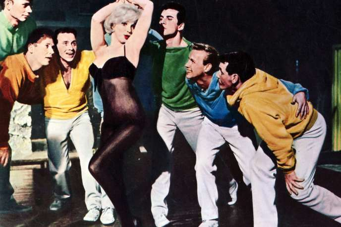 Parmi les nombreux atouts de Marilyn Monroe, sa voix. Ici dans «Le Milliardaire», de George Cukor, en 1960.