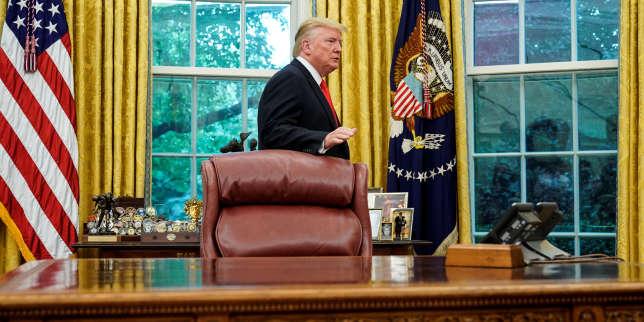 Donald Trump annonce la fin des négociations de paix engagées en Afghanistan