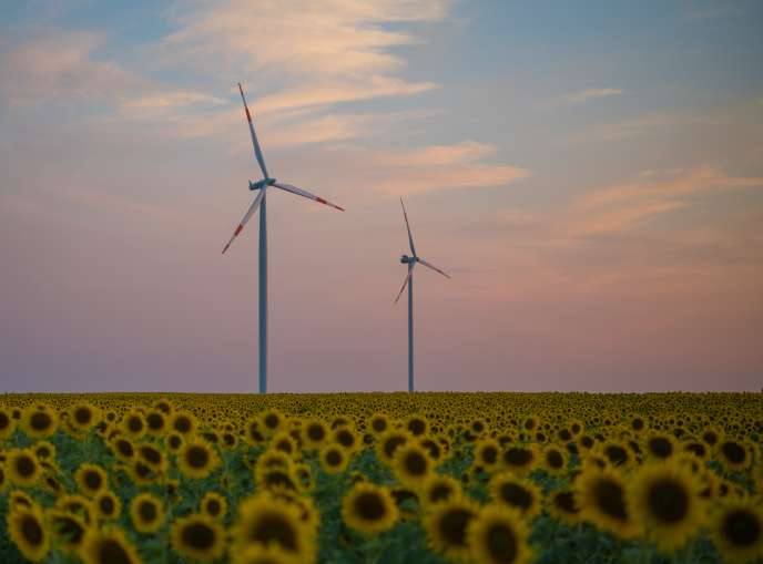 In bankruptcy, the German manufacturer of wind turbines