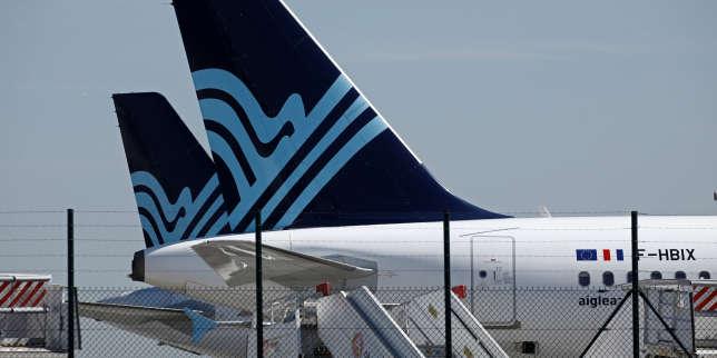 Aigle Azur: les offres de reprise examinées par letribunal de commerce