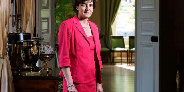 Emplois présumés fictifs: Sylvie Goulard a remboursé 45000euros au Parlement européen