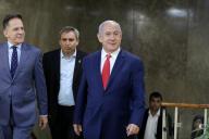 Benyamin Nétanyahou, à Jérusalem, le 8 septembre.