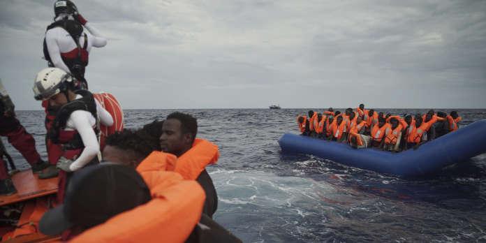 L'Europe accusée de « manquements graves » dans le sauvetage de migrants
