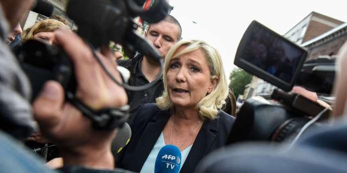 A Hénin-Beaumont, Marine Le Pen fait sa rentrée avec les municipales dans le viseur