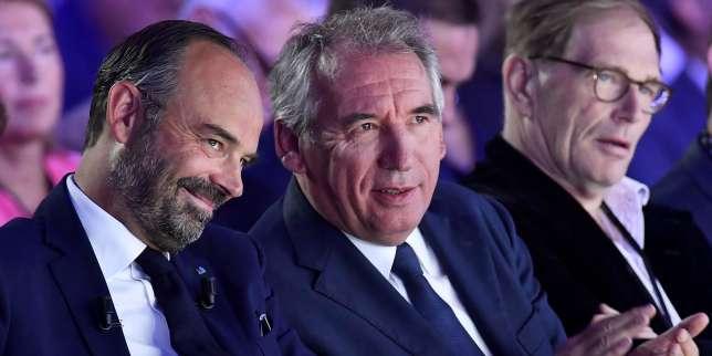 A Bordeaux, François Bayrou et Edouard Philippe mettent en garde LRM