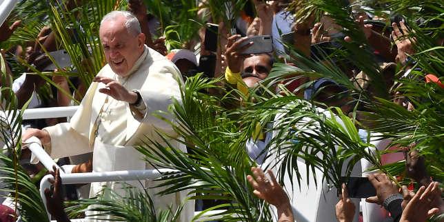 Le pape François loue «la diversité réconciliée» de l'île Maurice
