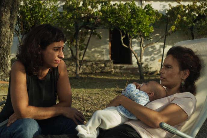 Marta Lança (à droite) dans «Tempo Comum», de Susana Nobre.