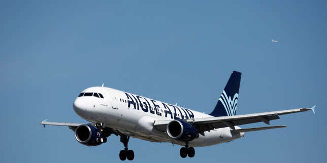 Reprise d'Aigle Azur: Air France dépose une offre