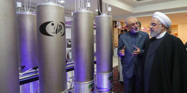 Nucléaire iranien: l'escalade graduée de Téhéran reprend malgré les efforts français