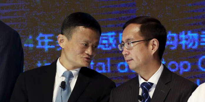 Daniel Zhang, successeur discret de Jack Ma à la tête d'Alibaba