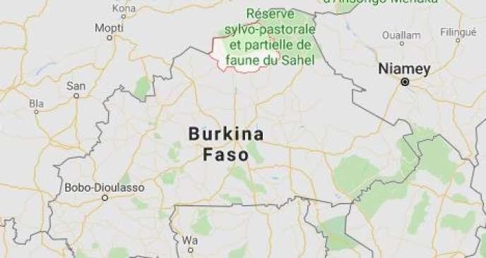 La province du Soum se situe dans l'extrême nord du Burkina Faso.