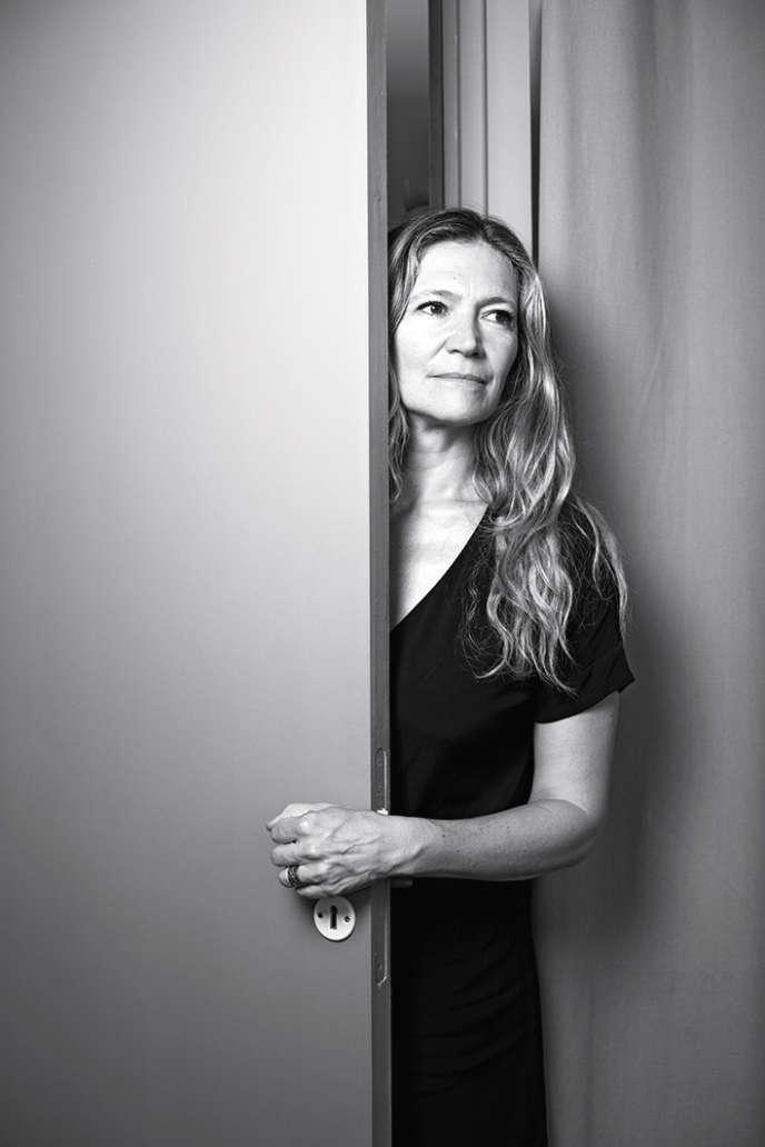 Lydia Gautier.