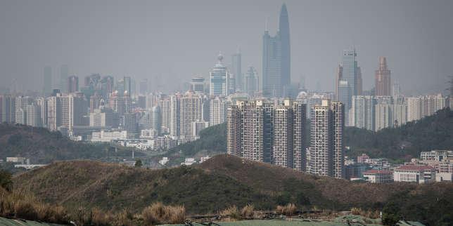 En Chine, la croissance de Shenzhen fait de l'ombre à Hongkong