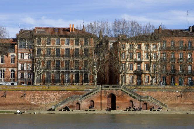 Un investissement locatif dans une grande ville où les logements manquent, comme ici Toulouse, limite les risques, selon le site Seloger.