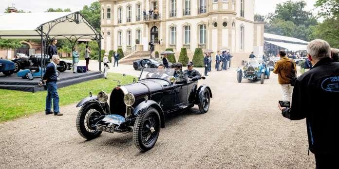 En Alsace, Bugatti fait rouler ses mécaniques