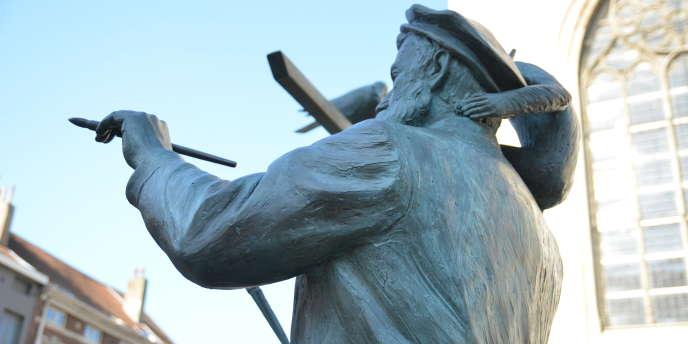 Statue dePieter Brueghel