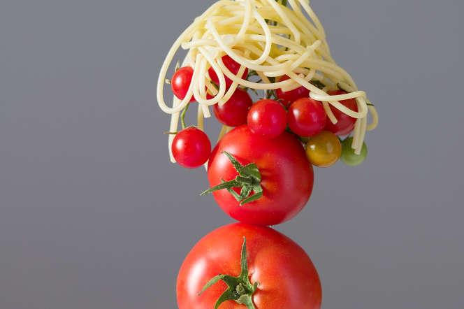 Spaghettis bolognaise.
