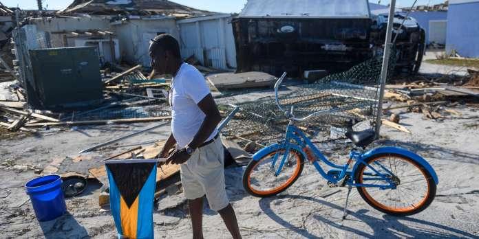 2 500 personnes encore portées disparues aux Bahamas après le passage de l'ouragan Dorian