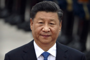 Xi Jinping, le 11 septembre.