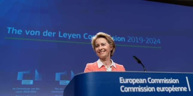 Commission européenne : Ursula Von der Leyen dévoile son équipe