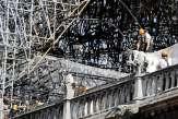 Pollution au plomb: pas «d'alerte rouge» liée à l'incendie de Notre-Dame, selon l'Agence de santé
