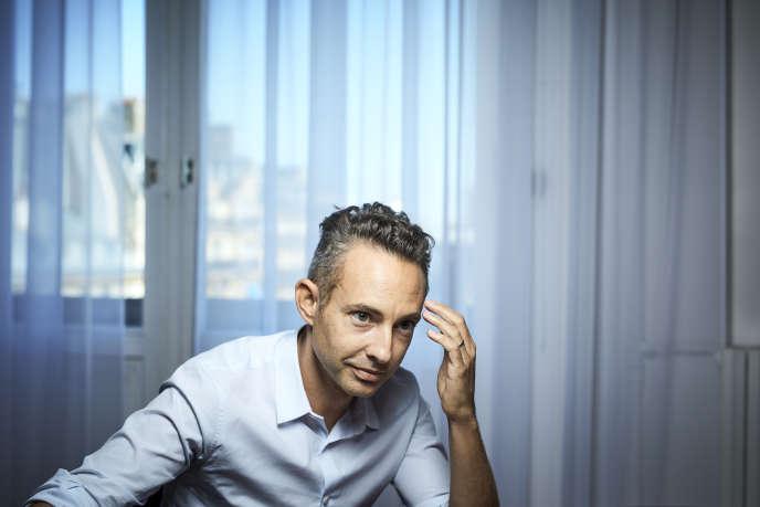 Ian Brossat, adjoint à la mairie de Paris chargé du logement et de l'hébergement d'urgence.