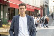 Julian Bugier,présentateur du magazine « Tout compte fait» sur France 2.