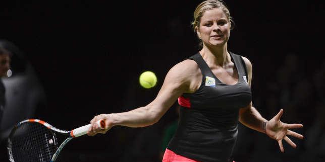 Tennis: à 36 ans, la Belge Kim Clijsters annonce son retour à la compétition