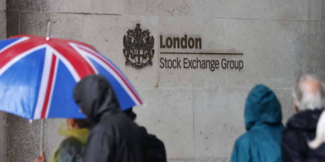 La Bourse de Londres convoitée par sa rivale de Hongkong