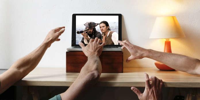 Séries, musique, TV… Quand l'art du partage se transforme en piratage