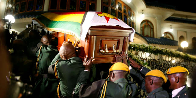 Au Zimbabwe, les obsèques très politiques de Robert Mugabe